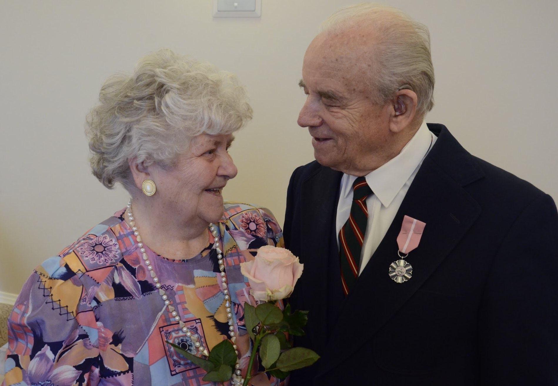 Maria i Tadeusz Gawłowie