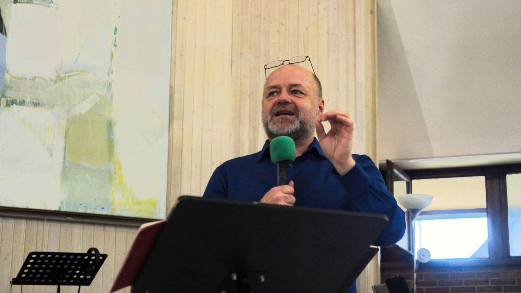 Bogdan Olechnowicz w Antiochii